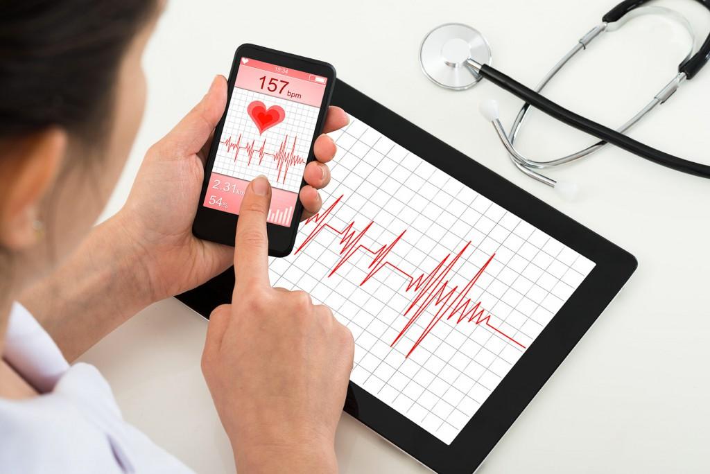 Controllare il cuore dallo smartphone