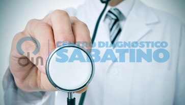 stetoscopio e dottore