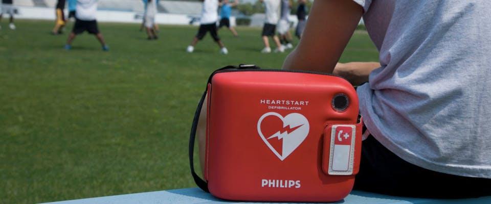 Dal 1° luglio obbligo defibrillatore per società sportive non agonistiche